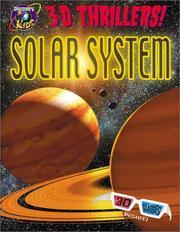 Cover of: 3-D Thrillers! Solar System (Discovery Kids)
