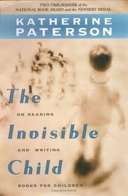 Cover of: The Invisible Child