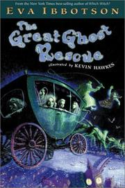 Cover of: The great ghost rescue