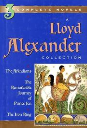 Cover of: A Lloyd Alexander Collection