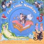 Cover of: Five Little Monkeys