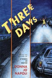 Cover of: Three days