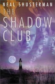 Cover of: The Shadow Club