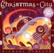 Cover of: Christmas City | Michael Garland