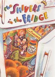 Cover of: The Shivers in the Fridge
