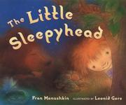 Cover of: The little sleepyhead