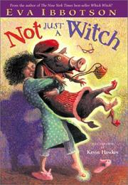 Cover of: Not just a witch