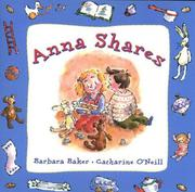 Cover of: Anna shares | Baker, Barbara