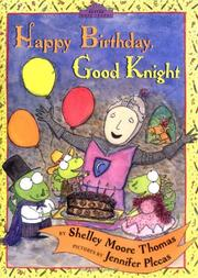 Cover of: Happy birthday, Good Knight