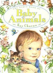 Cover of: The baby's book of baby animals