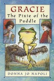 Cover of: Gracie: the pixie of the puddle