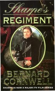 Cover of: Sharpe's regiment: Richard Sharpe and the invasion of France, June to November 1813