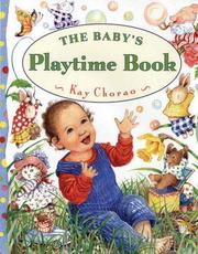 Cover of: The baby's playtime book |