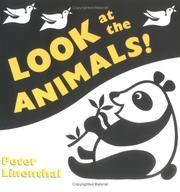 Cover of: Look at the animals!