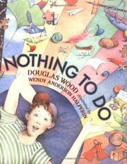 Cover of: Nothing to do