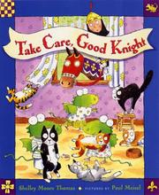 Cover of: Take Care, Good Knight