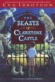 Cover of: The beasts of Clawstone Castle