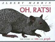 Cover of: Oh Rats! The Story of Rats and People