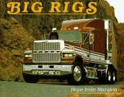 Cover of: Big rigs