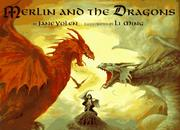 Cover of: Merlin and the dragons by Jane Yolen