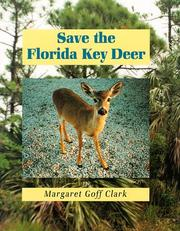 Cover of: Save the Florida Key deer