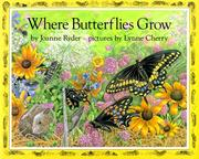 Cover of: Where Butterflies Grow