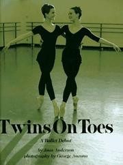 Cover of: Twins on toes | Joan Anderson