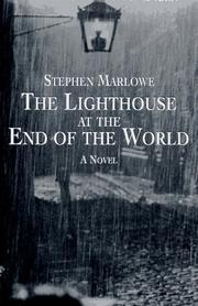 Cover of: The lighthouse at the end of the world: A Novel
