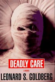 Cover of: Deadly care
