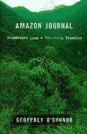 Cover of: Amazon Journal