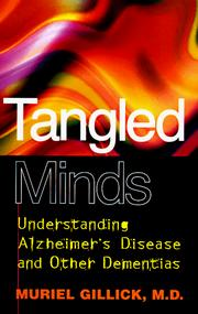 Cover of: Tangled minds