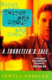 Cover of: Twitch and shout | Lowell Handler