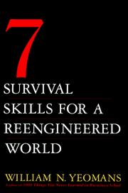 Cover of: 7 survival skills for a reengineered world
