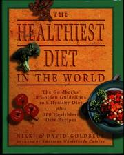 Cover of: The healthiest diet in the world