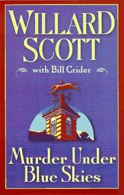 Cover of: Murder under blue skies