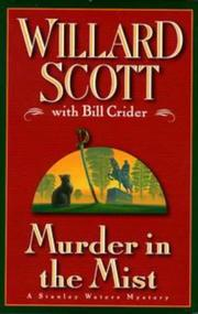 Cover of: Murder in the mist