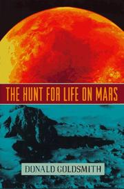 Cover of: The hunt for life on Mars