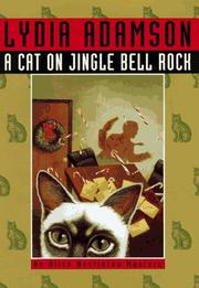 Cover of: A cat on jingle bell rock