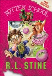 Rotten School #9 by R. L. Stine
