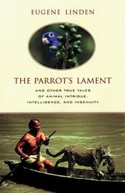 Cover of: The parrot's lament