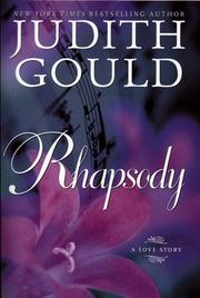 Cover of: Rhapsody: A Love Story