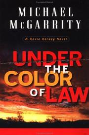 Cover of: Under the color of law