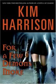 Cover of: For a Few Demons More (Rachel Morgan, Book 5)
