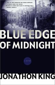 The blue edge of midnight by Jonathon King