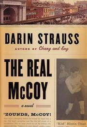 Cover of: The real McCoy