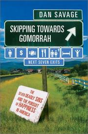Cover of: Skipping Towards Gomorrah