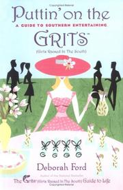 Cover of: Puttin' on the Grits