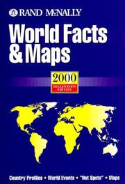Cover of: Rand McNally World Facts & Maps |