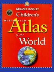 Cover of: Children's Millennium Atlas of the World | Rand McNally