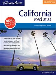 Thomas Guide California Road Atlas